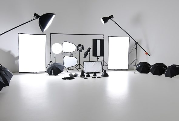 photo studio on rent