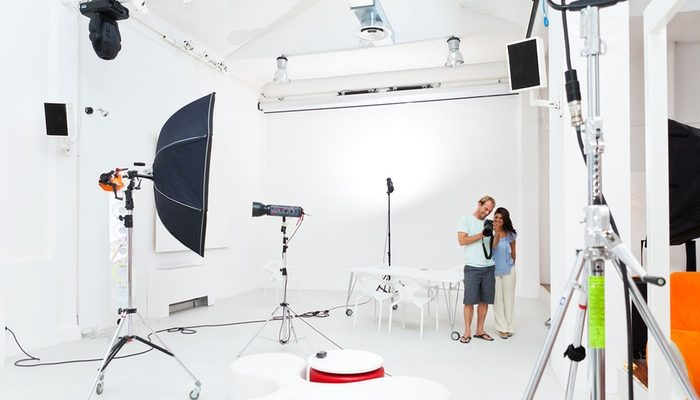 photo studio for rent In Delhi