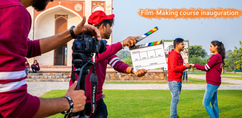 film making courses in Delhi