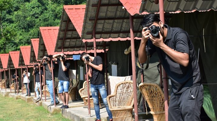 one year diploma in photography in India